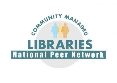 Community-managed libraries as community hubs